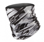 Alpinestars Neck Warmer - Blurred Black Anth